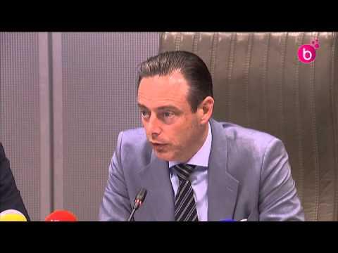 Bart De Wever (N-VA): déclaration officielle après la victoire