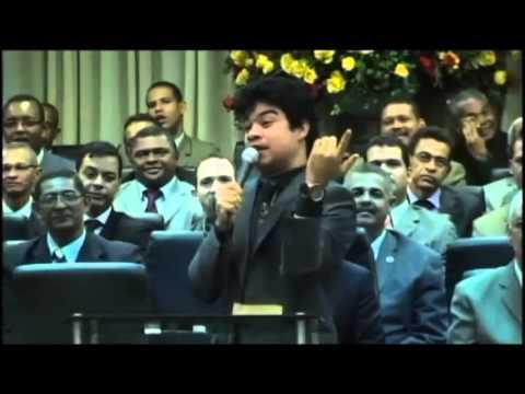 Samuel Mariano - O grande (9° Congresso de mulheres da Assembleia de Deus em Abreu e Lima)