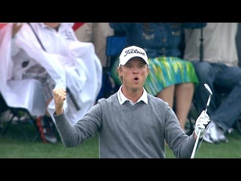 Matt Jones wins Shell Houston Open with incredible hole out
