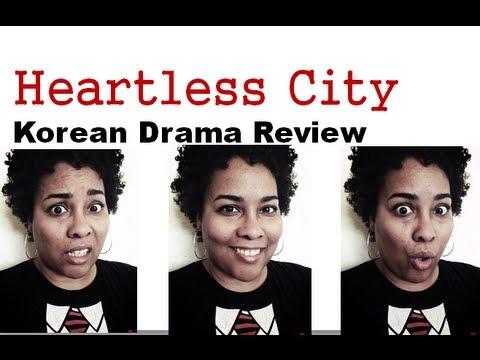 Heartless City Korean Drama Review *** Cruel City