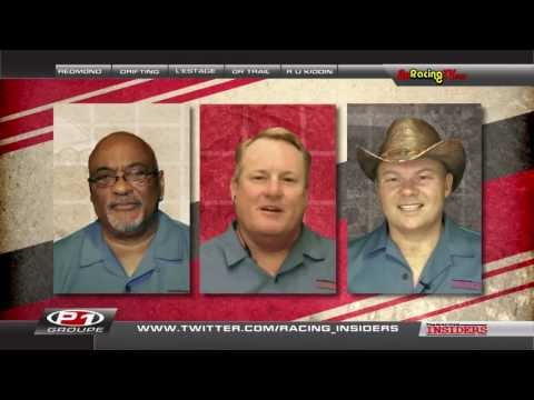 The Racing Insiders Episode 3 Air date May 16 2013