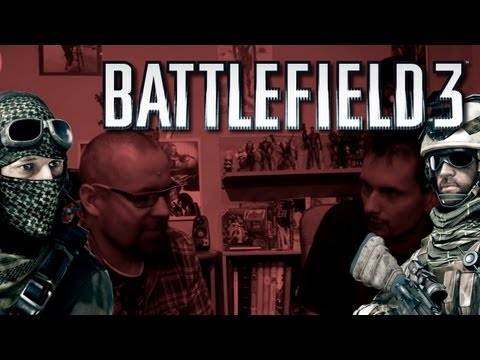 Battlefield 3 - Rock vs Rojo #5 - FUN!