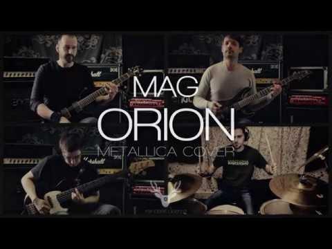 Videóval a MAG zenekar Metallica-feldolgozása - Orion