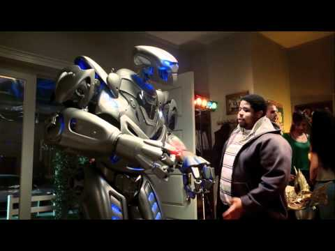 Titan the Robot's World Tour ft. Rihanna, JLS, Will Smith, Jackie Chan &amp; Hugh Jackman