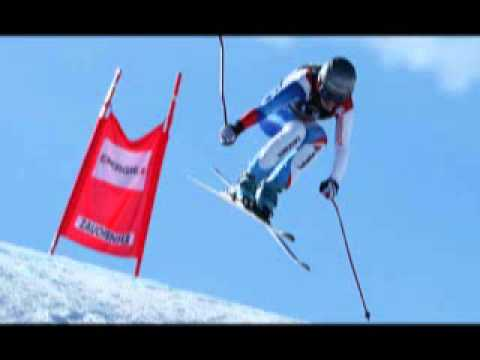 Ski Downhill Olympic Games Men Sochi 2014 Matthias Meyer Winning Run Ski Abfahrt