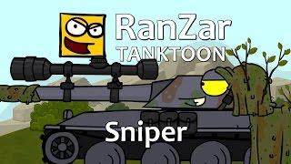Tanktoon - Sniper