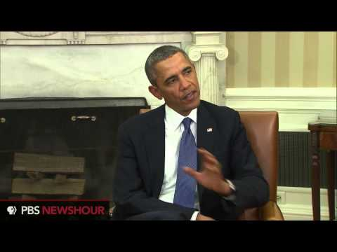Obama: Facts on the ground in Crimea are deeply troubling