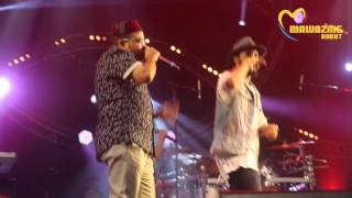 P-Square Feat Barbapapa - Hek Lili Nifi @ Mawazine 2015