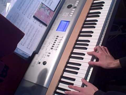 ♫Power Rangers Piano Tutorial Part 1♫
