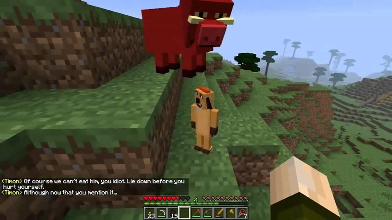 Minecraft 1 6 4 serie de mods capitulo 19 la granja minecraft