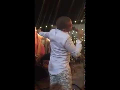 Nacho - Si te vas  Hermosa canción que le canta a su esposa