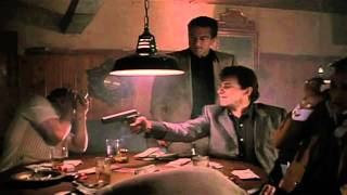 Goodfellas with a Laugh Track
