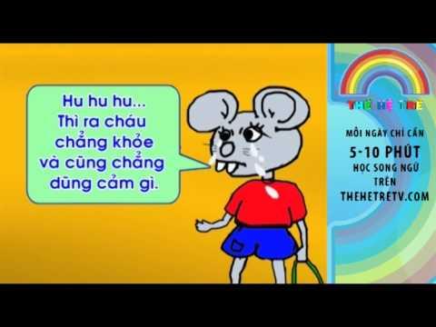 Chuyen Di Xa Cua Chu Chuot Nho - Vietnamese Story Time