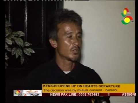 VIDEO: Kenichi Yatsuhashi opens up on Hearts of Oak departure