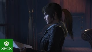 """Rise of the Tomb Raider - """"Blood Ties"""" Trailer"""