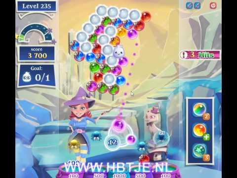 Bubble Witch Saga 2 level 235