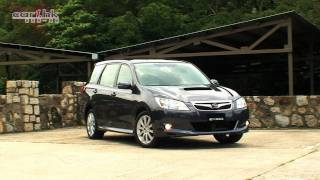 Car1.hk 新車試駕:Subaru Exiga 2.0 GT