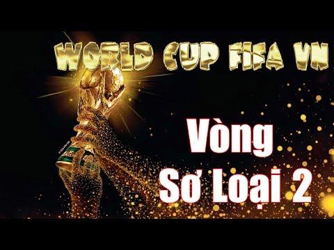 World Cup FIFA Online 3 Việt Nam - Sơ loại 2