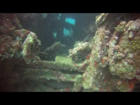 The Antilla wreck
