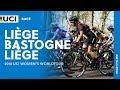 Anna van der Breggen wins Liège-Bastogne-Liège Femmes 2018