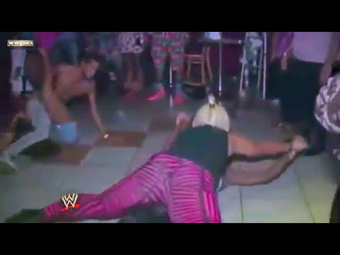 Nightclub Wrestling - Jamaica