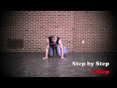 6 Step - Bboy Footwork 2 DVD -ckg6JUZdNoo