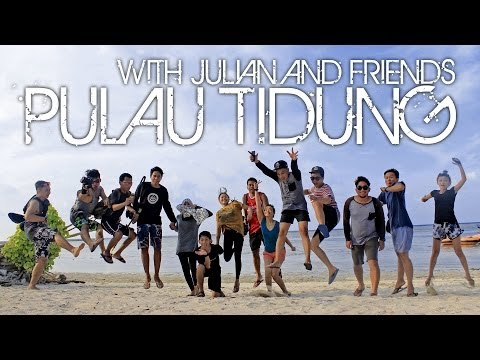 Pulau Tidung 5-6 April - Julian and Friends | ngacirfuntravel.com