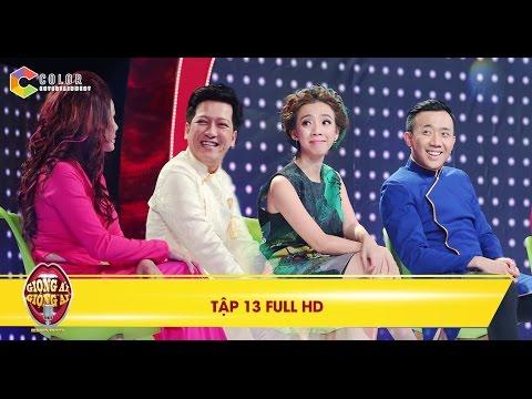 Giọng ải giọng ai | tập 13 full hd: Nghệ sĩ Lê Giang, Hữu Quốc
