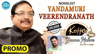 Yandamuri Veerendranath Exclusive Interview - Promo..