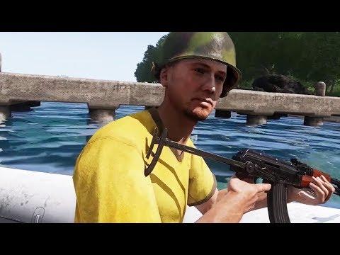 ARMA III : Boat Boys Sail the Seas