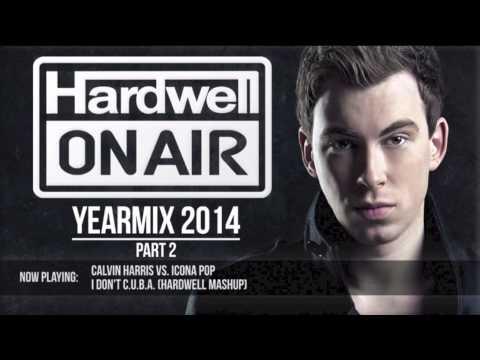 Calvin Harris VS Icona Pop - I Don't C.U.B.A. (Hardwell Mash-Up) [Danny Aros Reboot]