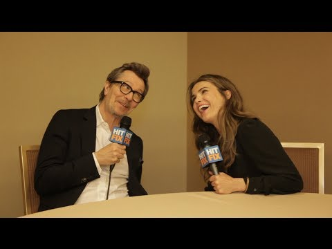 Keri Russell and Gary Oldman reveal mysteries around 'Dawn of the Planet of the Apes'