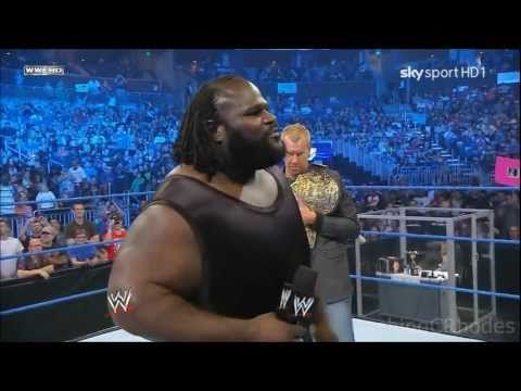 Christian,Mark Henry,The Great Khali and Randy Orton Smackdown Segment 06/05/11 *HD*