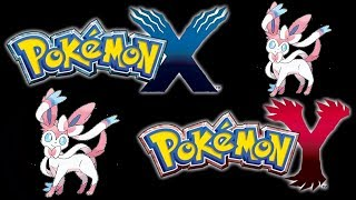 How To Get Sylveon Pokemon X & Y
