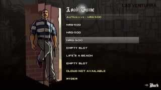 GTA SAN ANDREAS Hack IOS IPad Android Descarga Gratuita
