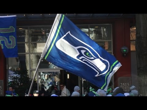 Seattle Seahawks Parade - Super Bowl 48 Victory Full Length Version Feb 5, 2014