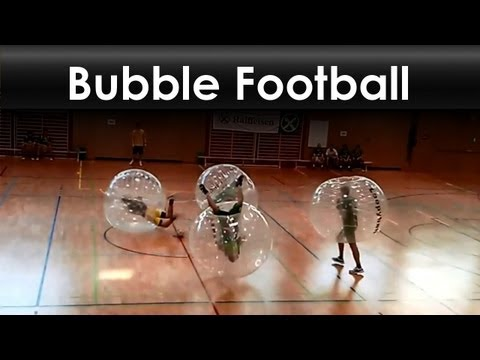 Bubble Football Algund ( Bubble Sports )