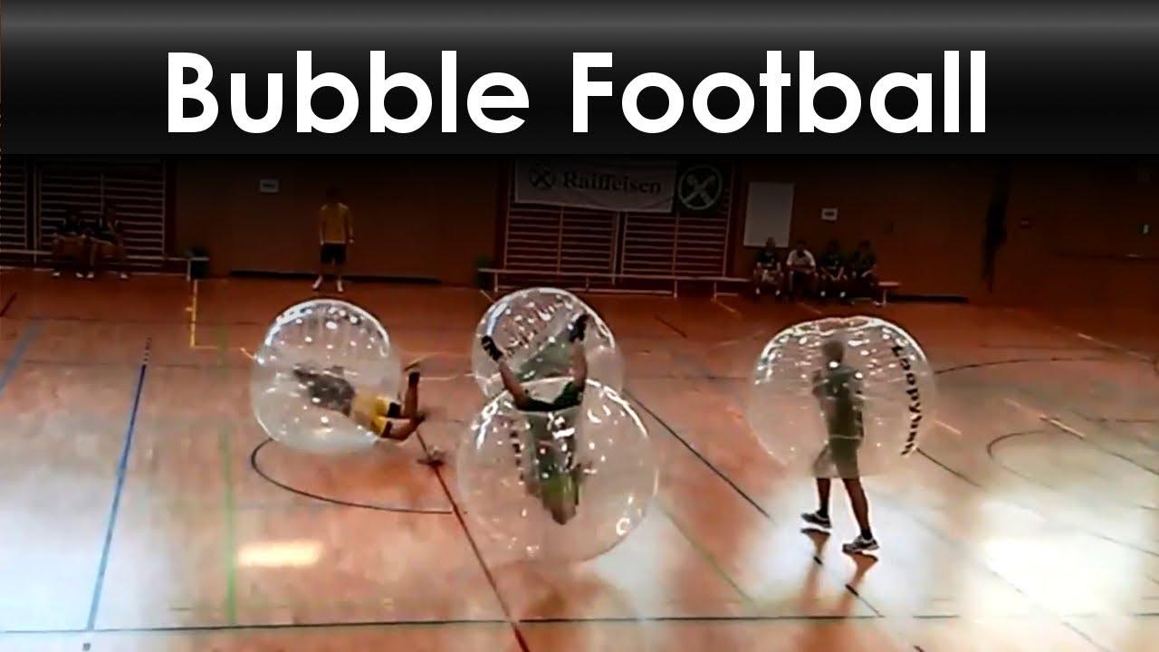 Vous connaissez le Bubble Football ?