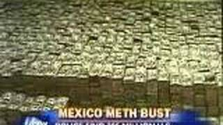 Mexican Drug Bust
