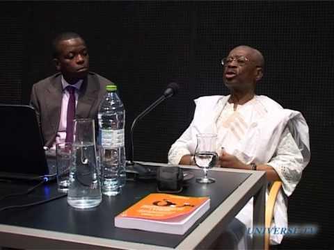 L'intervention Du Prof Bwemba Bong à Anvers Le 1er Juin 2013
