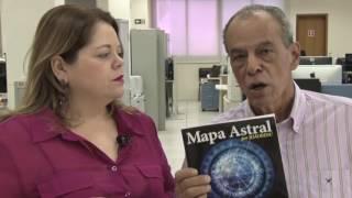JOÃO BIDU apresenta: Mapa Astral em formato de Livro
