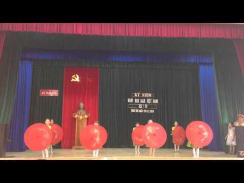 cô giáo vùng cao - 4B TH Thái Yên