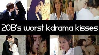 Top 8 Worst Korean Drama Kisses Of 2013 Top 5 Fridays