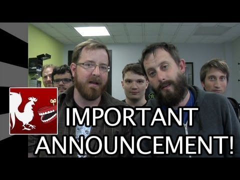 Let's Play - Important Announcement!