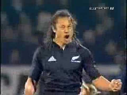 the haka war dance rugby youtube. Black Bedroom Furniture Sets. Home Design Ideas