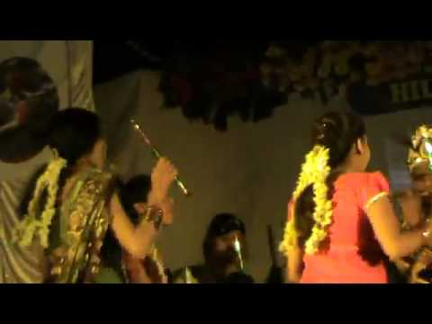 Dandiya Dance By Hill Range High School