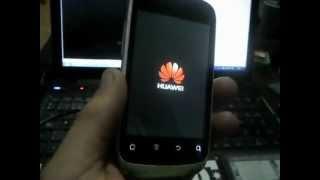 Huawei U8650 Instalar Recovery CWM V6.0.1.0 Y Rootear Con