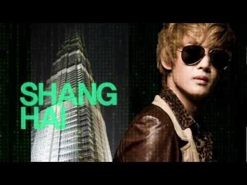 KIMHYUNJOONG 2012 Fanmeeting Tour in Shanghai,