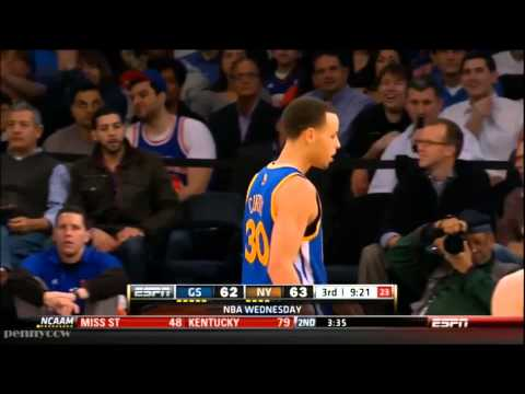 Stephen Curry ALL 11 3-pointers Highlights HD vs New York Knicks