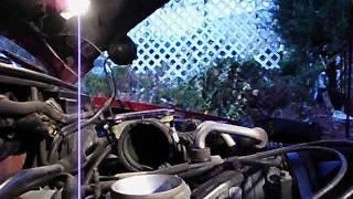 1997 Chevy Blazer 4.3L Vortec Throttle Body Cleaning Part